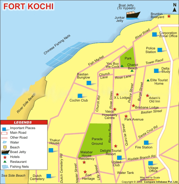 Introduction To Fort Kochi