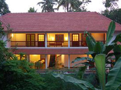 THE VILLA ROMANTICA,Cochin/Ernakulam Resort