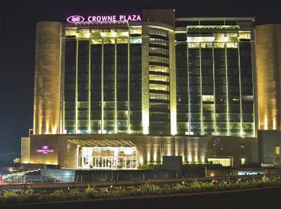 CROWNE PLAZA,Cochin/Ernakulam Hotel