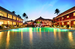 SEA LAGOON,Cherai Beach Resort