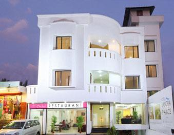 HOTEL SANDRA PALACE Thekkady