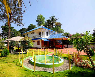 SUMMER BREEZE RESORT munnar