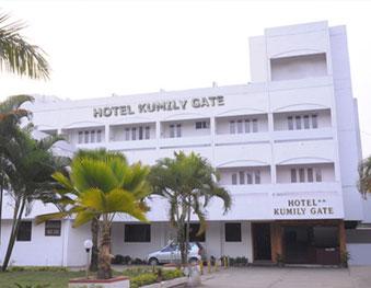 HOTEL KUMILY GATE Thekkady