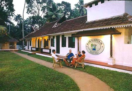 KERALEEYAM (HERITAGE HOME AND AYURVEDIC RESORT)