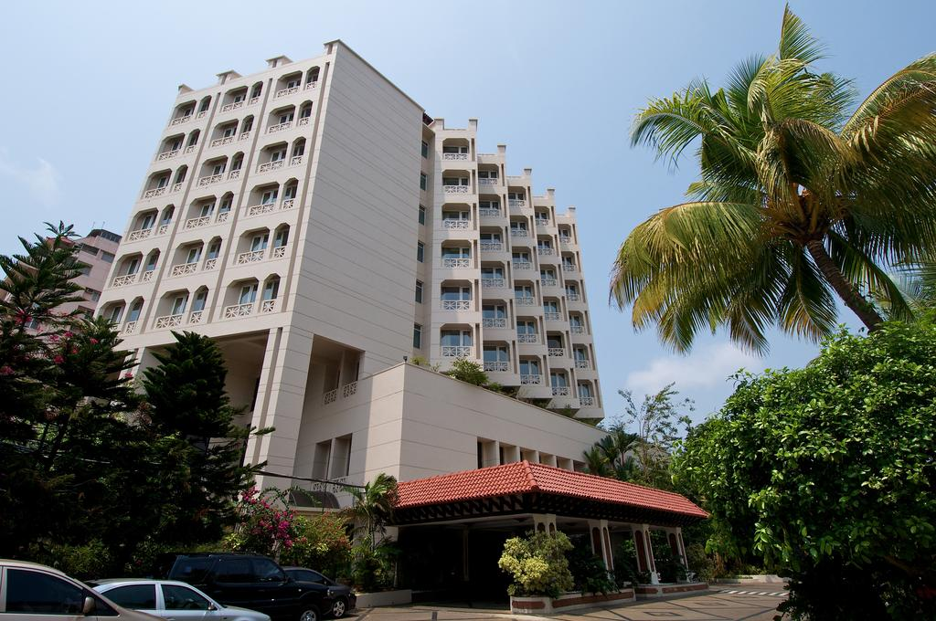 THE GATEWAY HOTEL,Cochin/Ernakulam Hotel