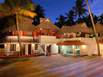 AMARAVATHY BEACH RESORTS,Cherai Beach Resort