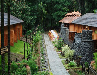 Blue Ginger   Resorts wayanad