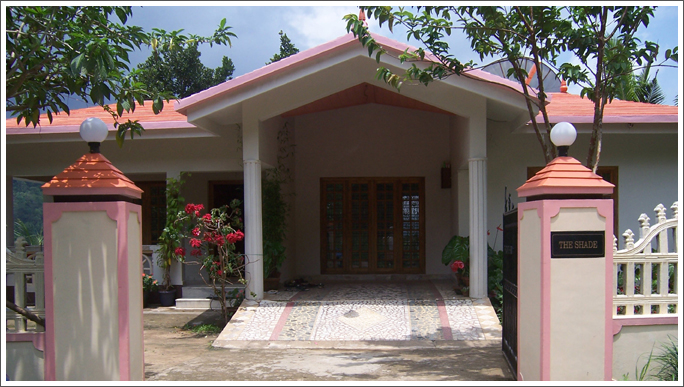 THE SHADE HOMESTAY