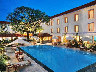 TRIDENT HILTON ,Cochin/Ernakulam Hotel
