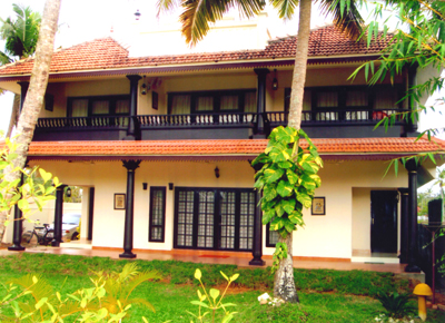 WINTERGREEN WATER FRONT RESORT,Cochin/Ernakulam Resort