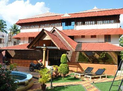 SREERAGAM LUXURY VILLA,Cochin/Ernakulam Homestay