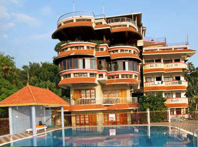 HILL & SEA VIEW  AYURVEDIC BEACH RESORT