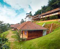 DREAM COCONUT VILLA RESORT munnar