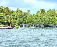 ILLIKKALAM LAKESIDE COTTAGES