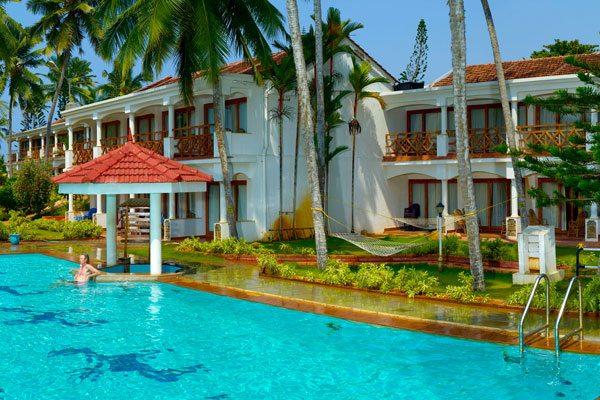 HOTEL SAMUDRA (KTDC)