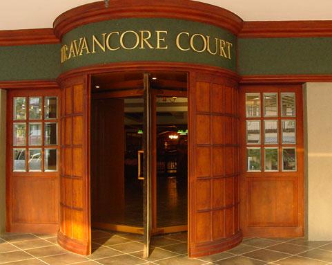 TRAVANCORE COURT